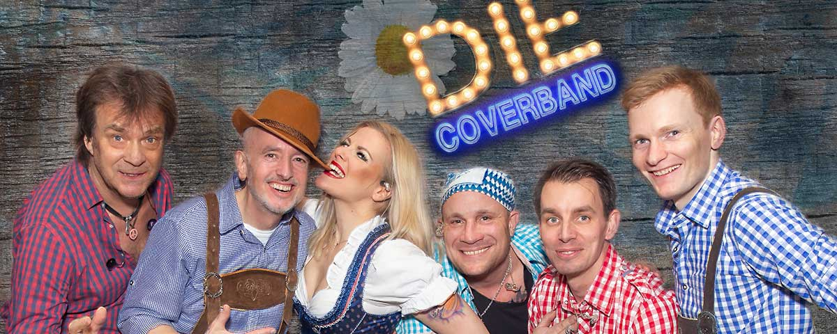 Titelbild der Band DIE COVERBAND